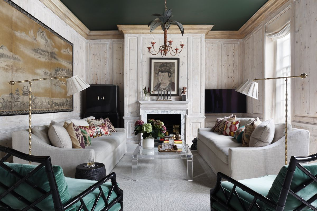 Living room lighting trends – 10 fashionable ways to light a lounge