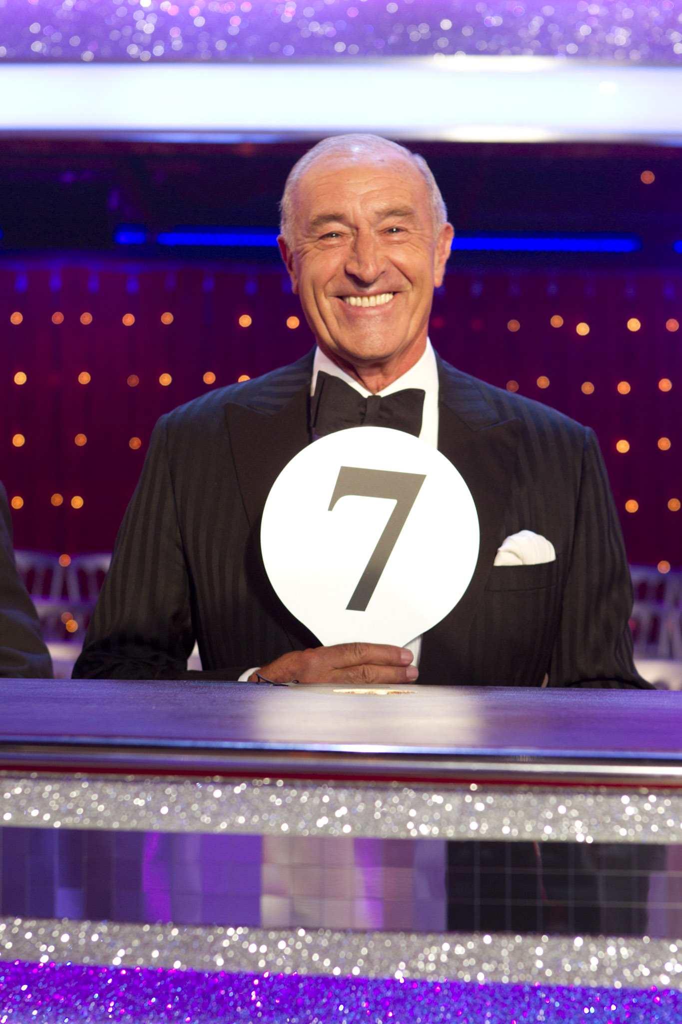 Strictly's Len comes to stars' defence