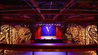 The Vermont Hollywood is home to North America's first fixed installation of the L-Acoustics K3 enclosure.