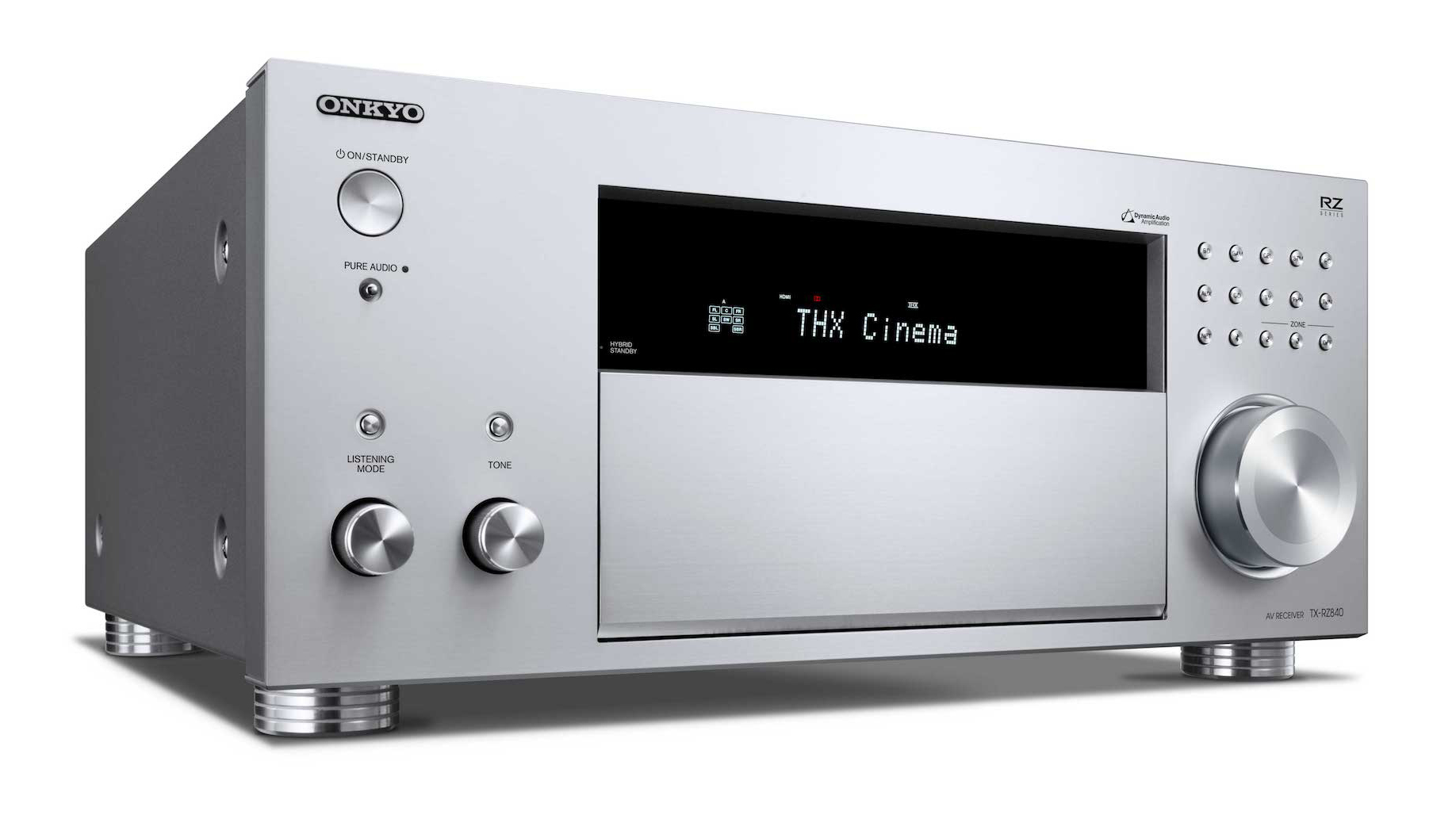 Onkyo launches pair of RZ Series IMAX Enhanced AV receivers