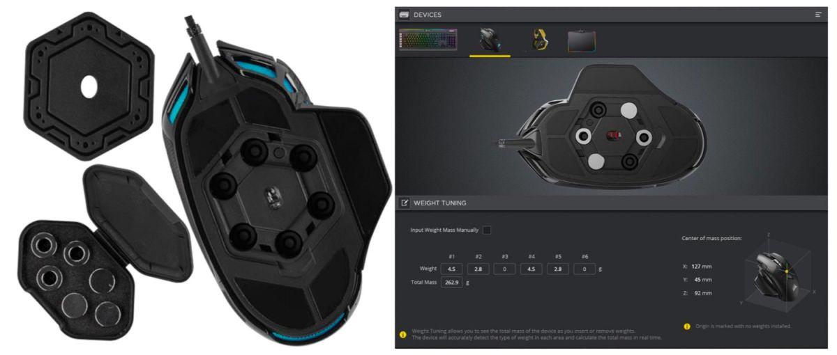 Corsair Nightsword RGB Mouse Review: Comfortable, Versatile