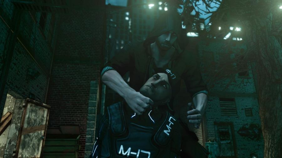 DARK Screenshots Get High-Tech, Violent #24739
