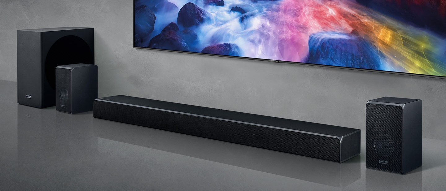 Samsung HW-Q90R Soundbar review | TechRadar