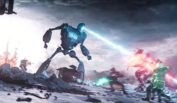 Ready Player One's Iron Giant