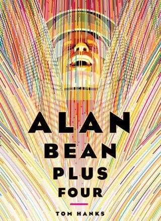 "Art accompanying Tom Hanks' short story ""Alan Bean Plus Four"" in ""The New Yorker"" magazine."