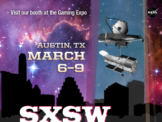 NASA will attend the SXSW 2014 festival in Austin, Texas.