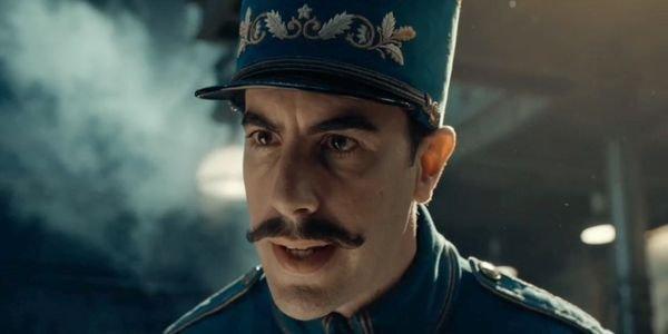 Sacha Baron Cohen in Hugo