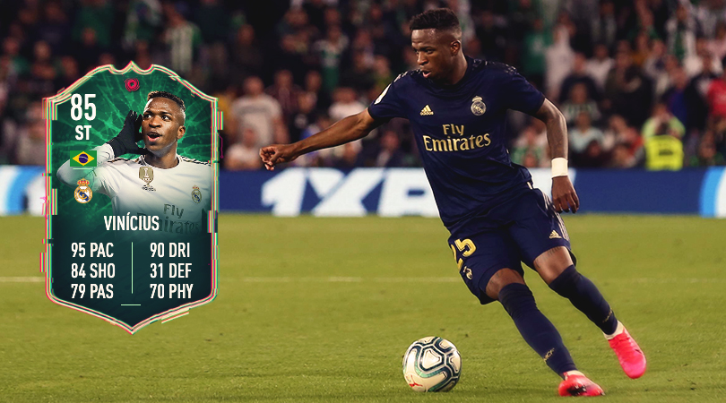 Fifa 20 Sweaty Players The 10 Fastest Stars For Under 20 000 Coins Fourfourtwo