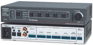 Extron Premieres Professional Surround Sound Processor