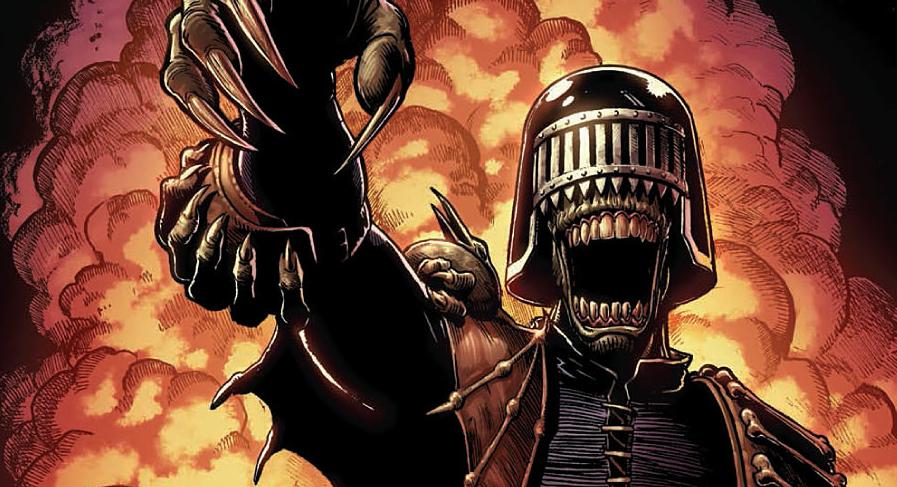 Judge Death Dredd