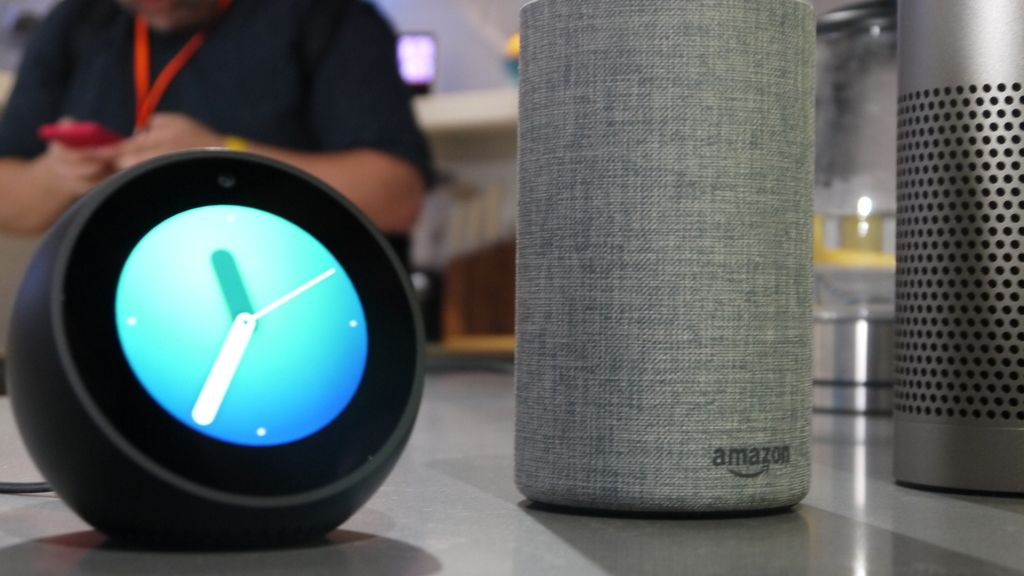 Black Friday Car Deals >> Amazon Echo Spot is a mini Echo Show with a 2.5-inch screen | TechRadar