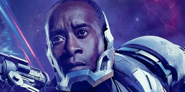 Avengers Endgame S Don Cheadle Explains Why Rhodes Was So Good At