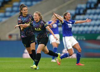 Leicester City v Tottenham Hotspur – FA Women's Super League – King Power Stadium