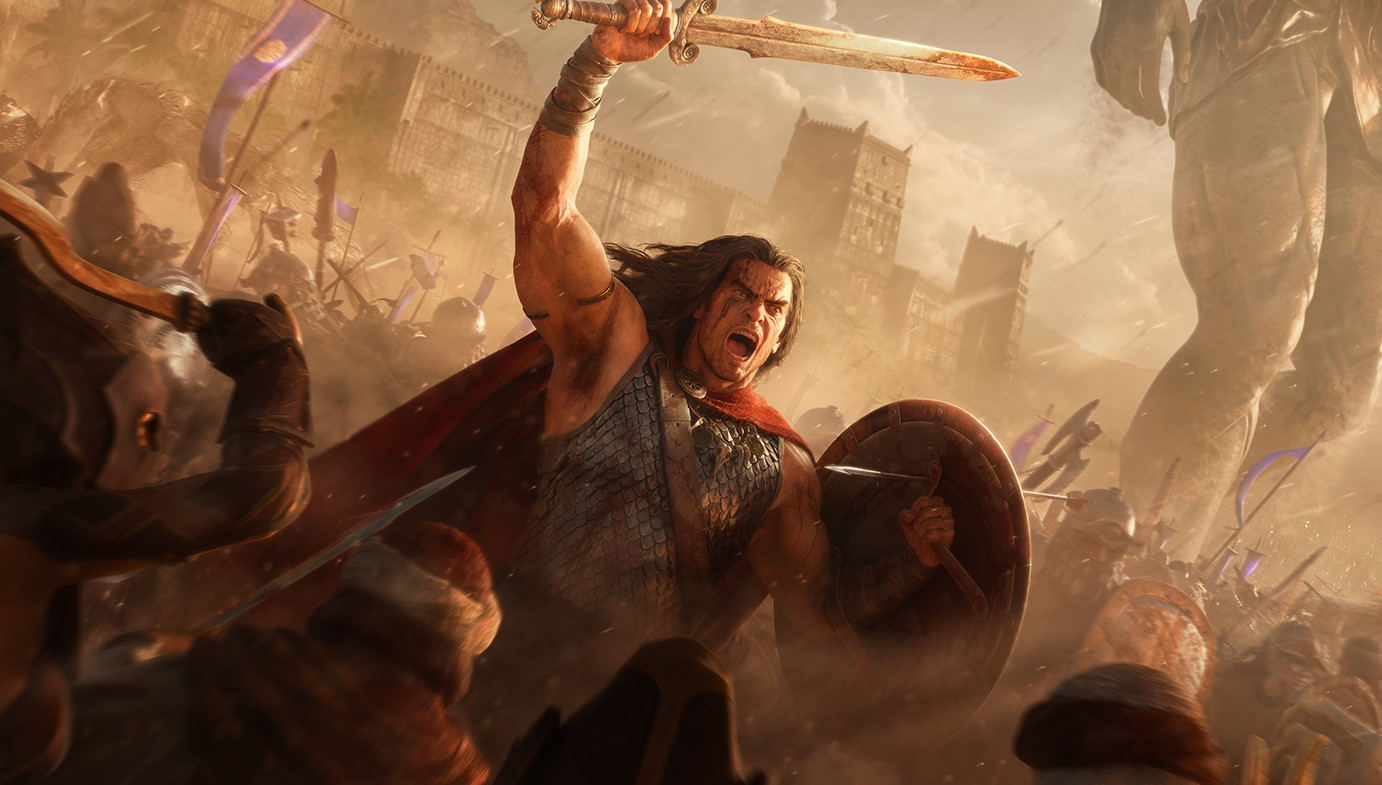 Conan Unconquered system requirements are out. | PC Gamer