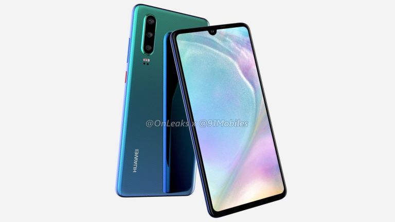 Huawei P30 Release Date Price UK