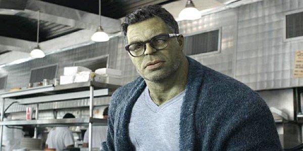 Avengers: Endgame Bruce Banner The Hulk Marvel Studios MCU