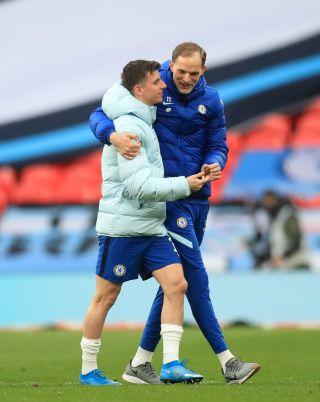 Chelsea v Manchester City – FA Cup – Semi Final – Wembley Stadium