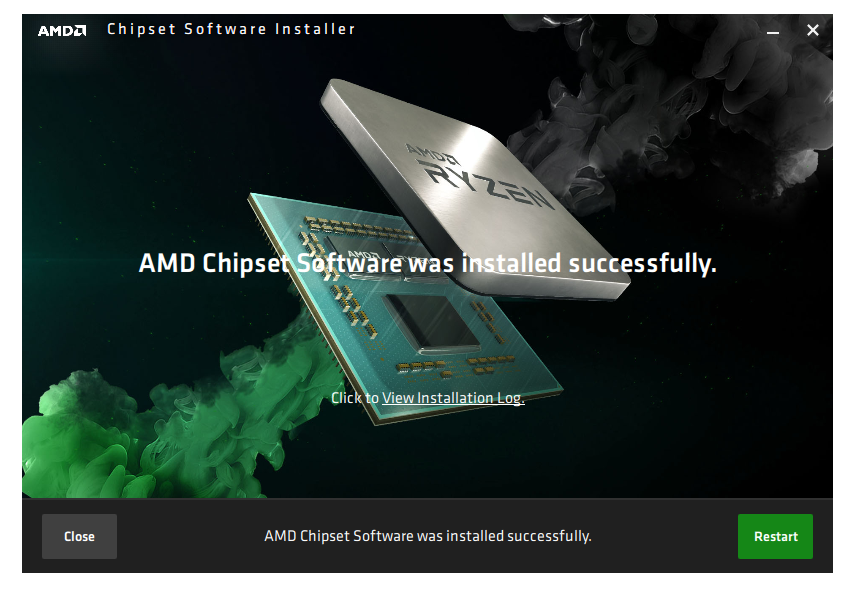 New Amd Chipset Driver Won T Install Here S How To Fix It Tom S Hardware