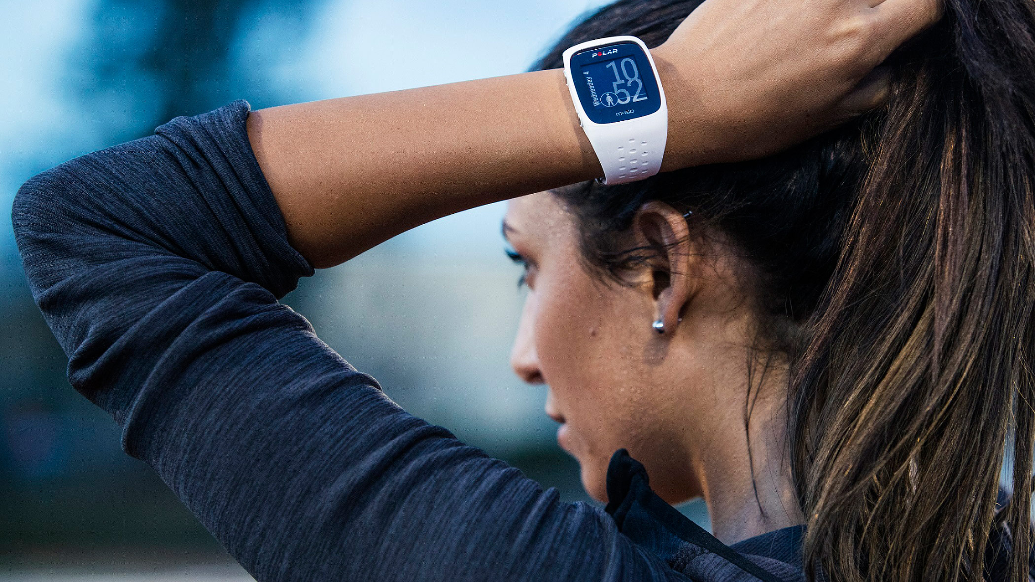 Digital watch Hours Running Swimming
