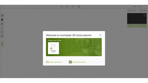 Roomstyler 3D Home Planner review