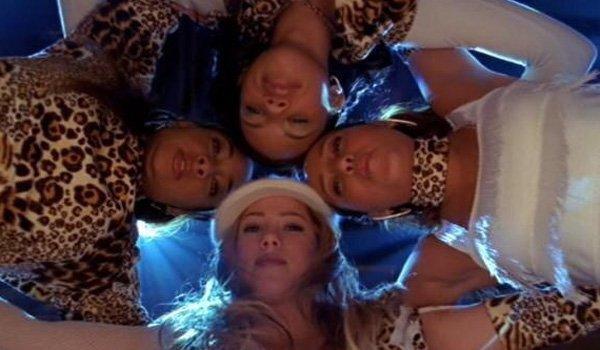 Cheetah Girls cast screenshot