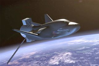 Dream Chaser Spaceplane