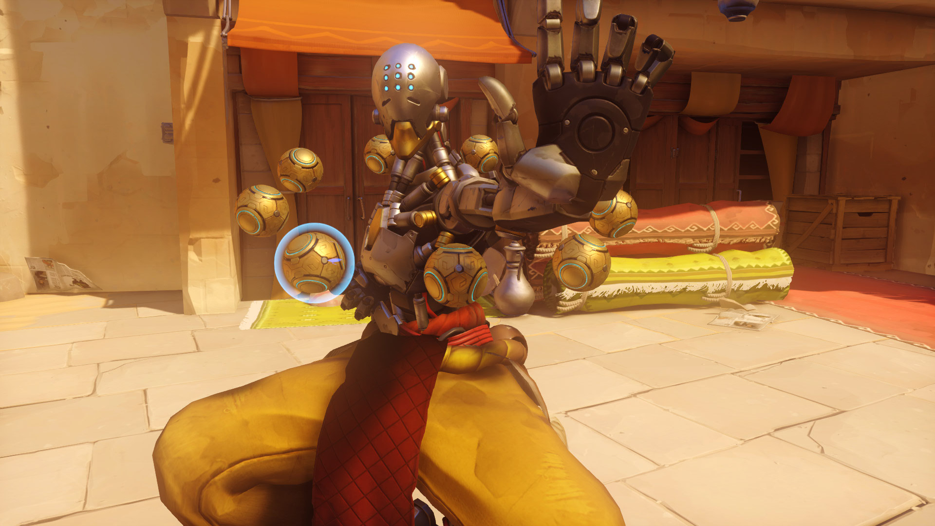 Blizzard is blowing up the Overwatch meta with big nerfs to Zenyatta and Lúcio | PC Gamer