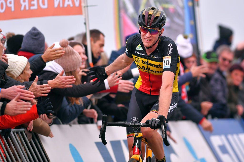 Toon Aerts wins Superprestige Zonhoven