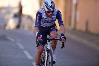Julien El Fares in action at the Tour de La Provence.