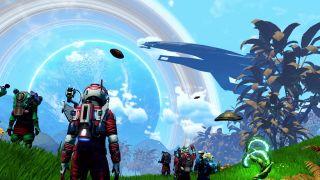 No Man's Sky Mass Effect easter egg