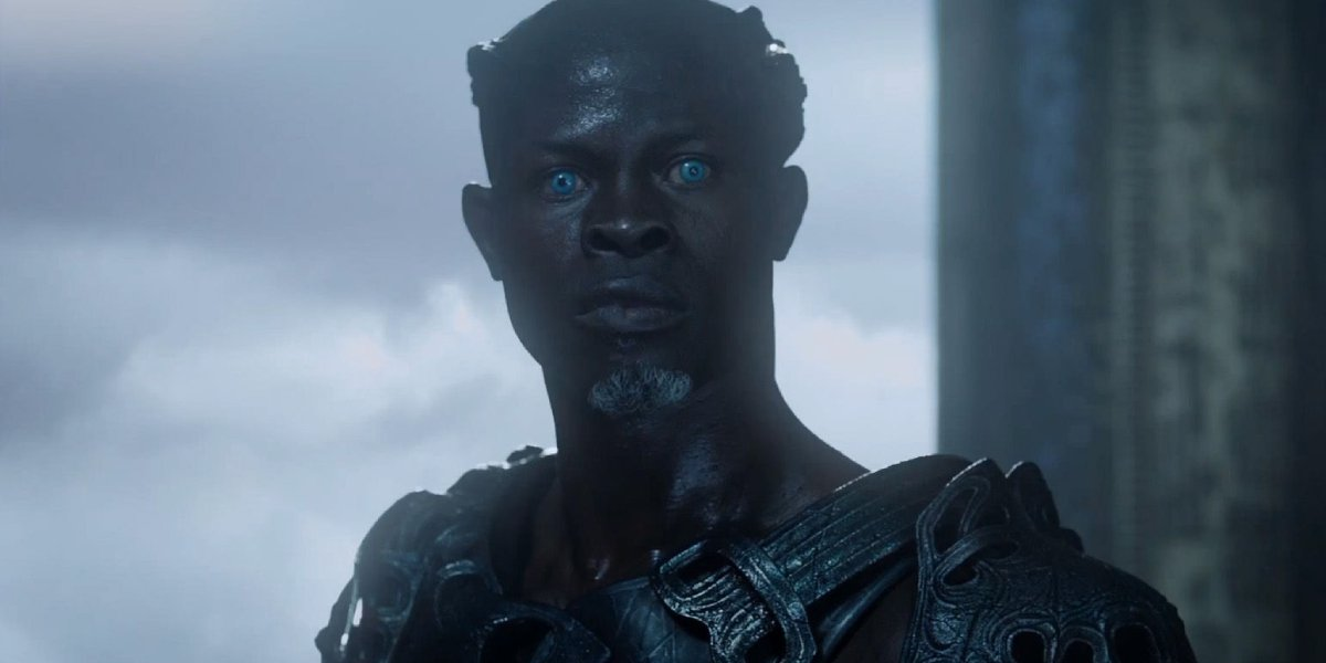 Djimon Hounsou in Guardians of the Galaxy