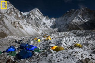 mount everest expedition, mountain