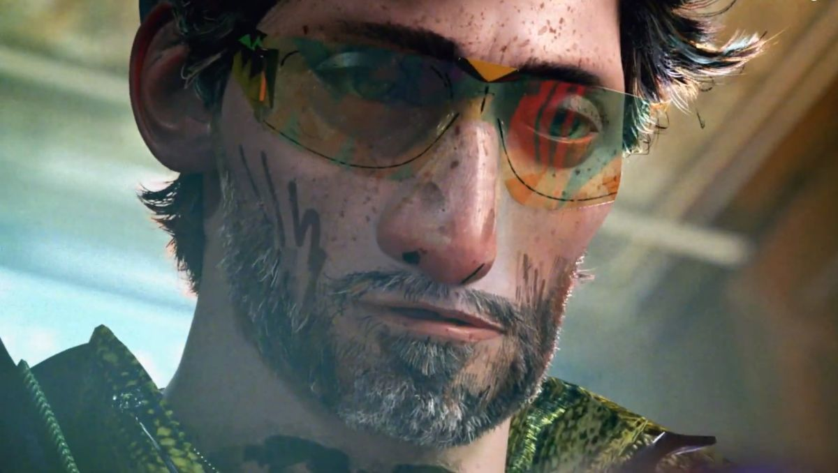 Here's a trippy Watch Dogs: Legion short film