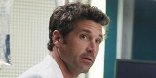 Grey's Anatomy Patrick Dempsey Derek Shepherd ABC