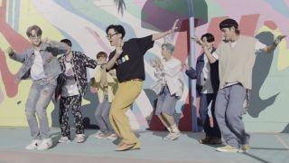 Fortnite BTS concert