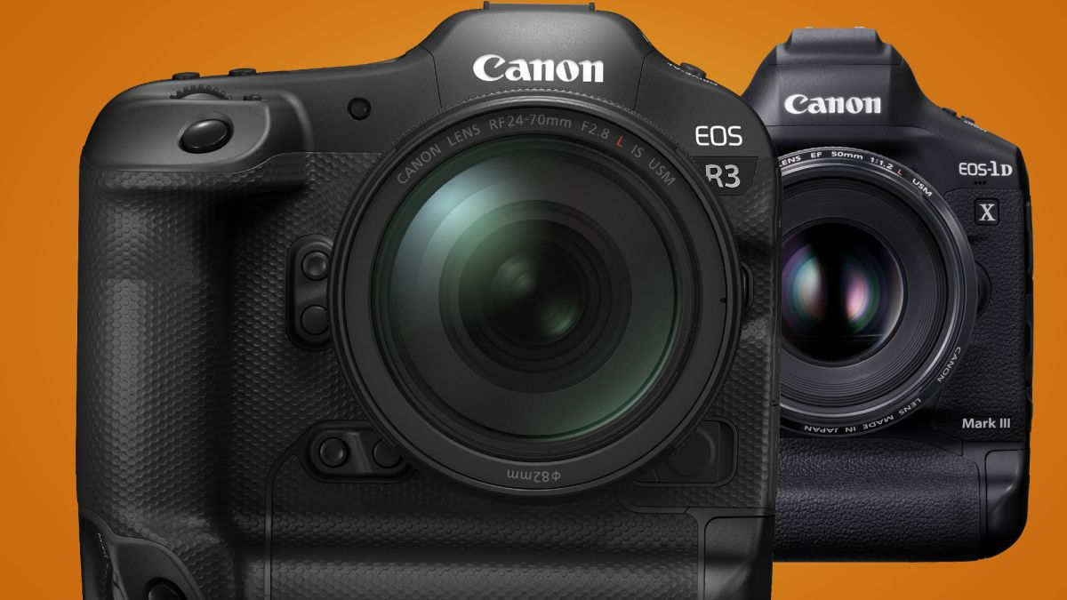 Why the Canon EOS R3 marks the end of Canon DSLRs