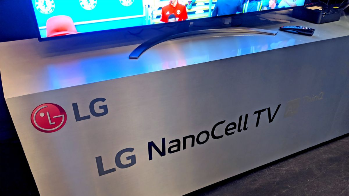 LG's 2019 OLED and NanoCell TVs Hands-on: Smarter and