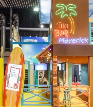 Maverick AV Solutions to Bring Tiki Bar (and Workflow Collaboration) to ISE 2018