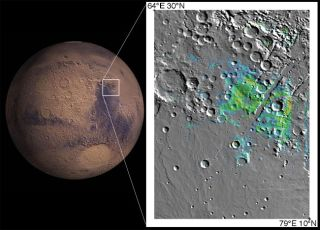 Study Reveals Young Mars Was A Wet World