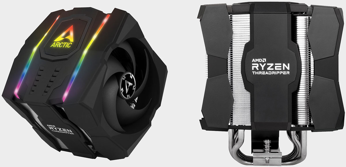 Arctic launches a massive CPU cooler for Threadripper CPUs with up to 64 cores | PC Gamer