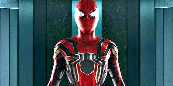 Spider-Man: Homecoming Iron Spider suit reveal