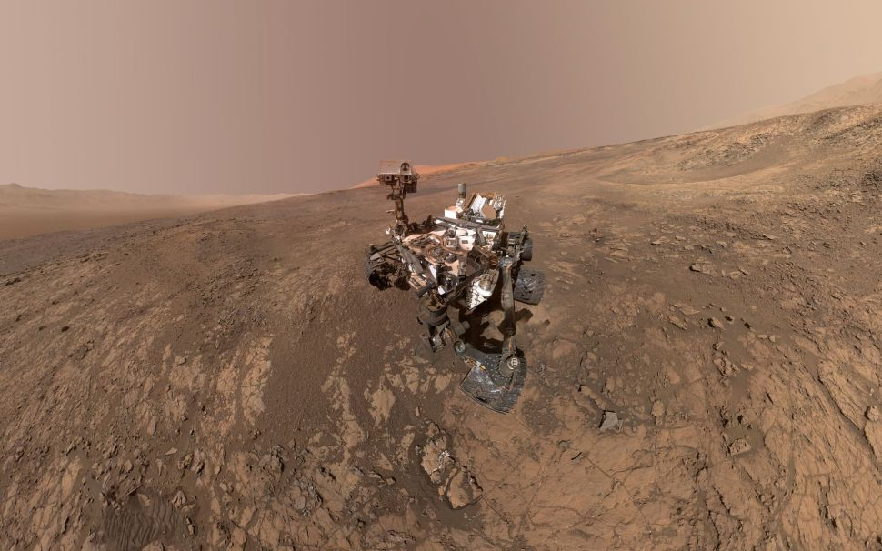 Mars methane mystery may be starting to clear up