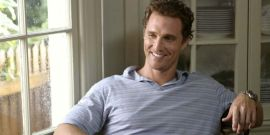 Matthew McConaughey Amusingly Just Flipped His Iconic Catchphrase While Touting His New Journal