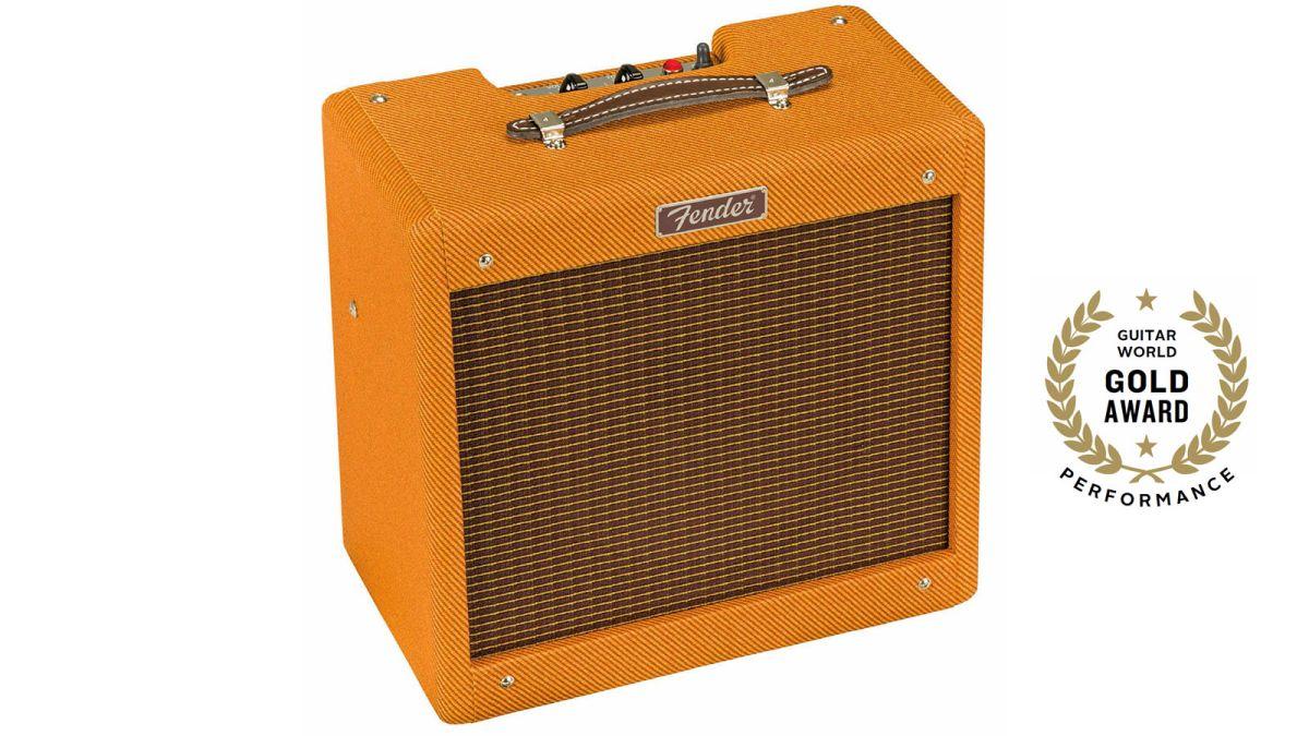 Review: Fender Pro Junior IV LTD