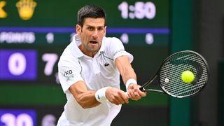 Novak Djokovic vs Matteo Berrettini live stream