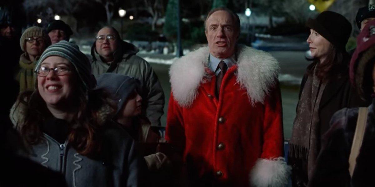James Caan in Elf