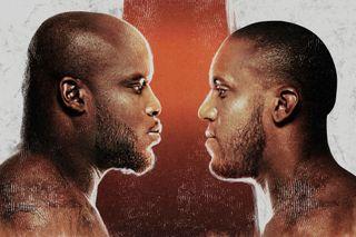 UFC 265 featuring Lewis vs. Gane