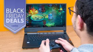 Gaming laptop Black Friday deals
