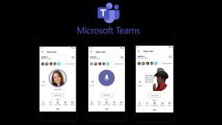 Microsoft Teams Walkie Talkie