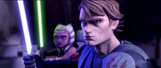 Film Review: 'Star Wars: The Clone Wars'